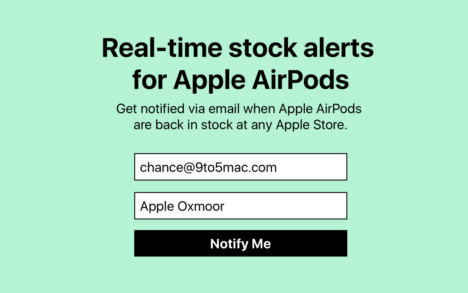 here s how to be notified the moment your local apple store has