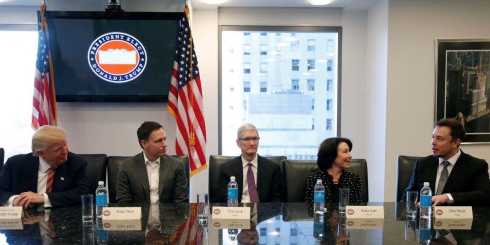 Apple among companies meeting at White House next month to talk government modernization, immigration, more