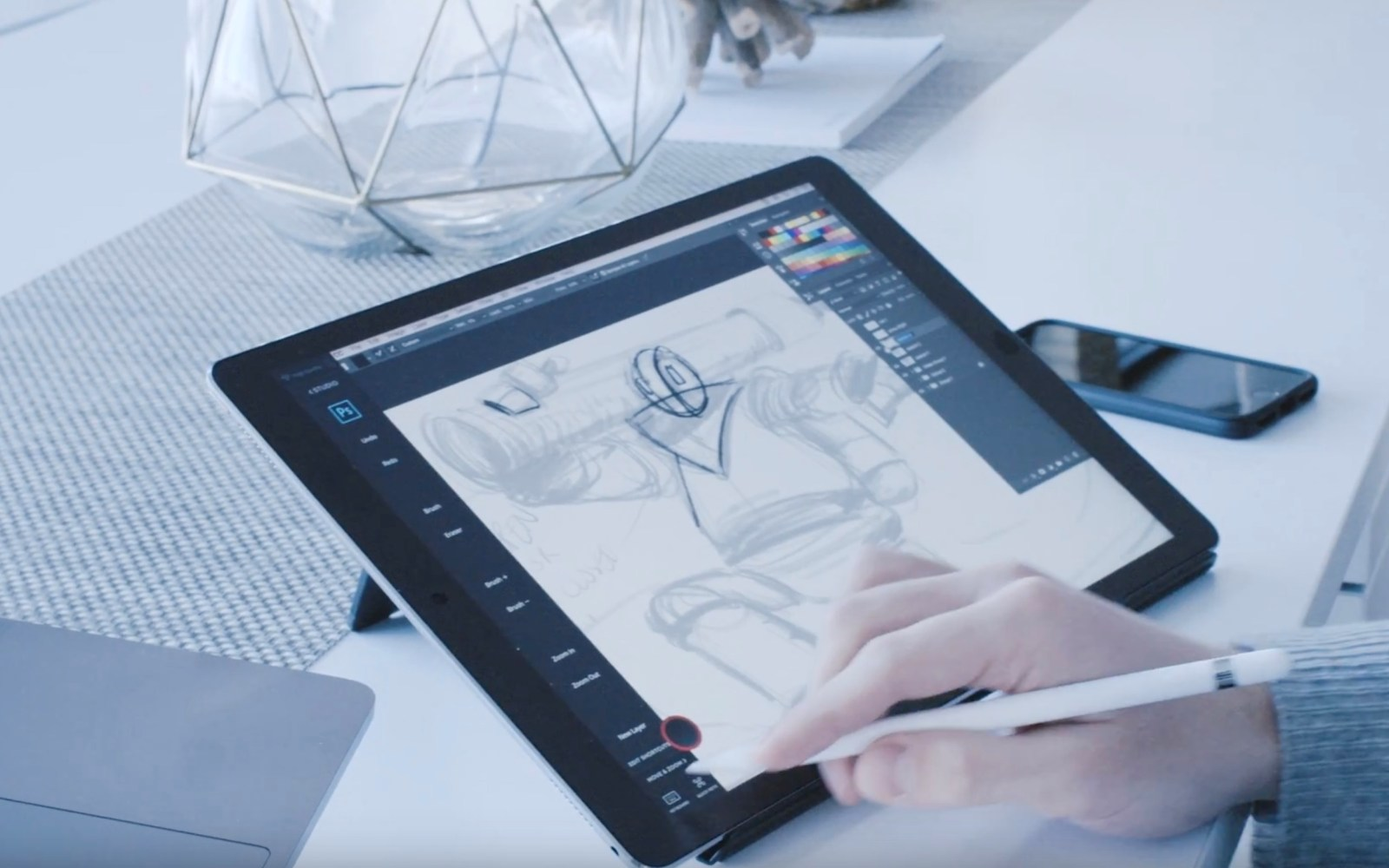 Astropad launches new second-screen Studio app for iPad Pro with full Apple Pencil support + improved performance