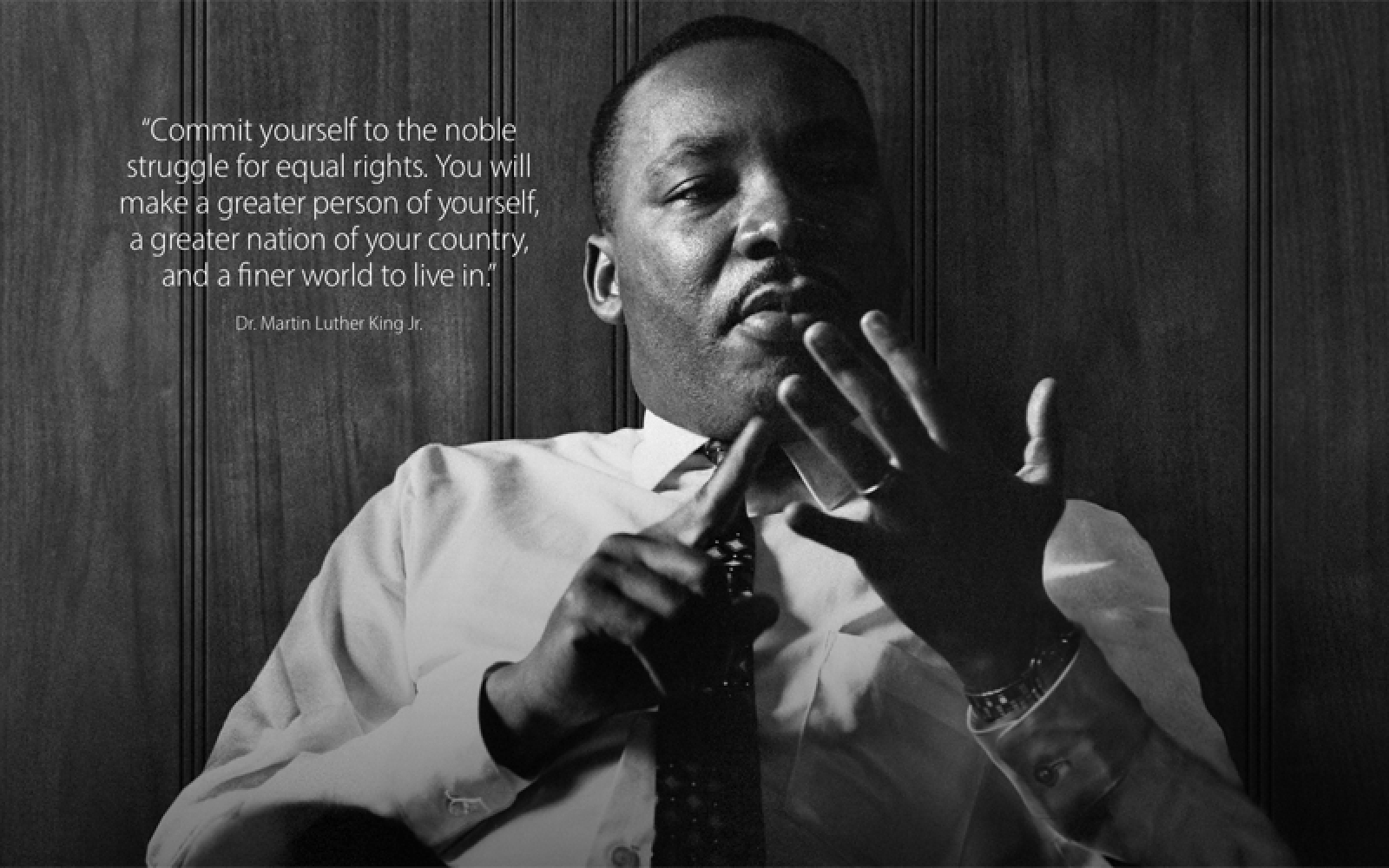 Martin Luther King Jr: Apple Commemorates Martin Luther King Jr Day By Devoting