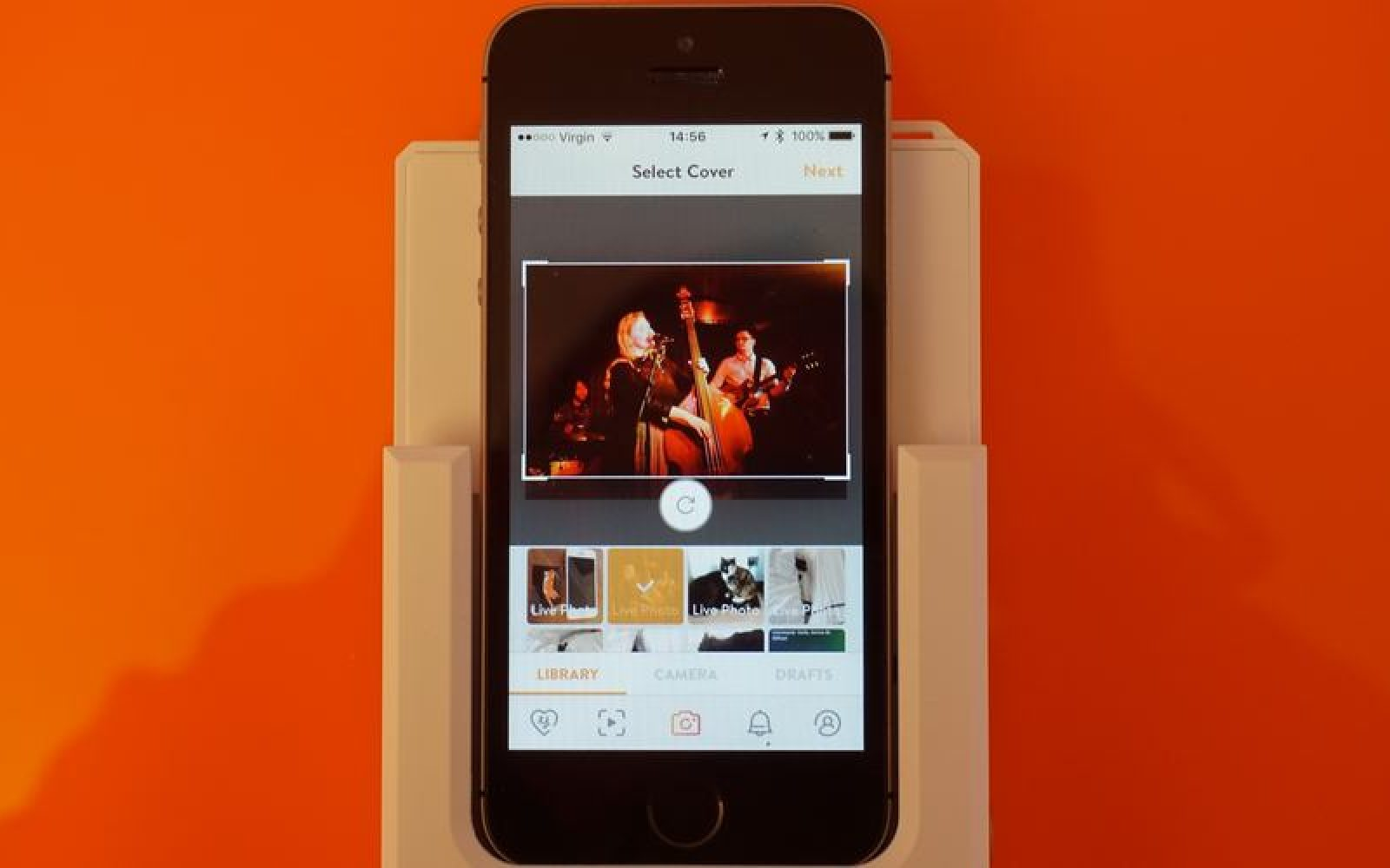 size 40 5c1a6 af408 Review: Prynt, the fun instant printer for the iPhone that brings ...