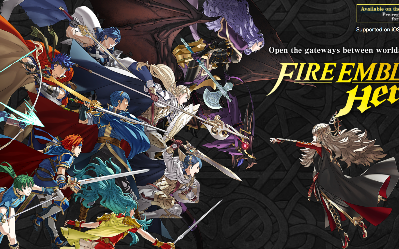 nintendo says new fire emblem heroes game coming to iphone and