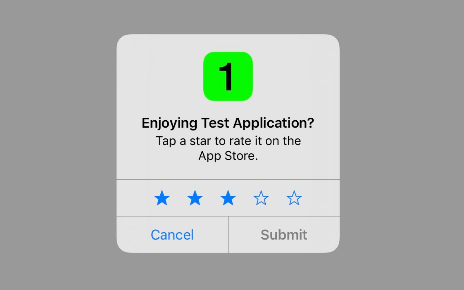 Apple will eventually require apps to use the new iOS 10.3 API for App Store rating popups