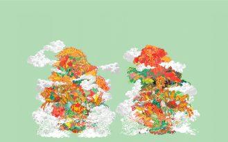 Rich Harvest by Zhou Fan