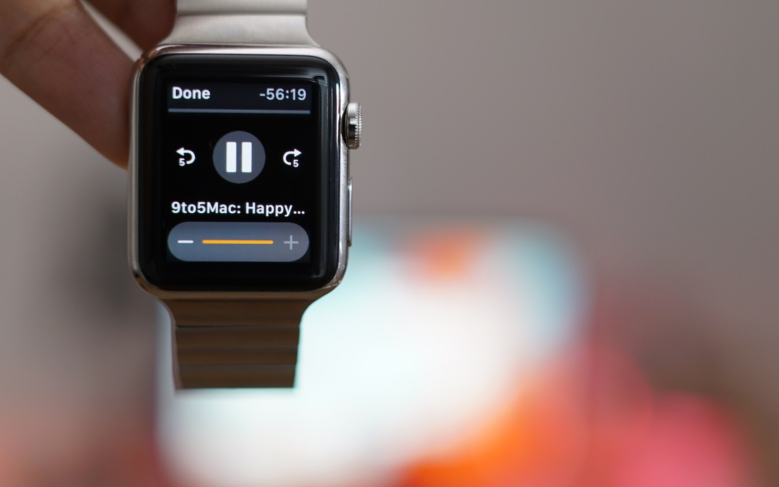 WatchPlayer: Play podcast episodes directly from the Apple Watch speaker [Video]