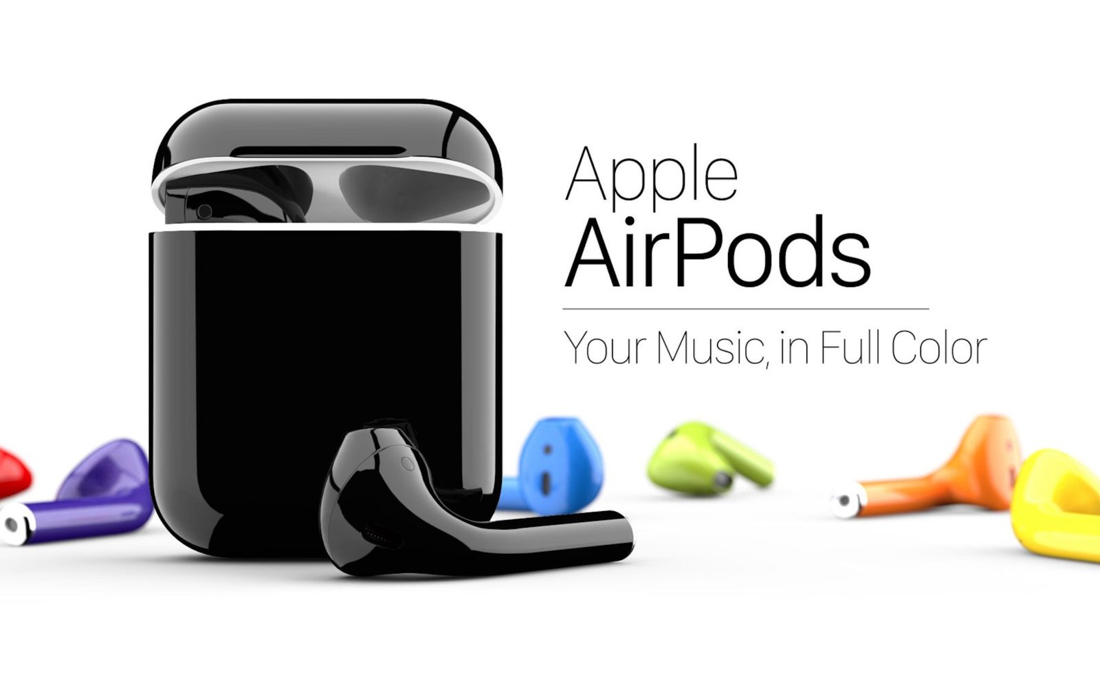 ColorWare introduces ability to customize AirPods in 58