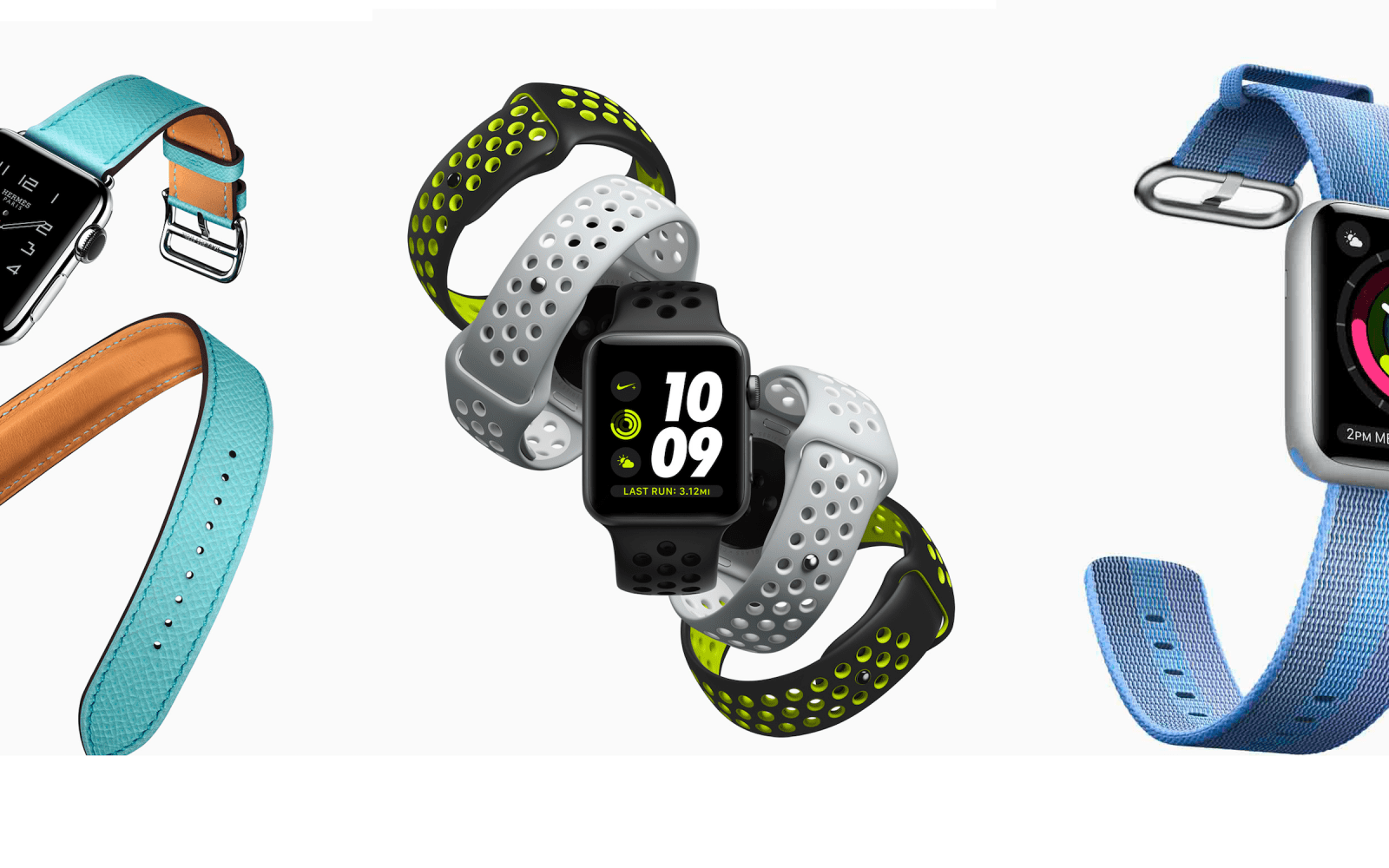 Apple Watch gets new bands for Spring 2017, Nike Sport bands now sold separate