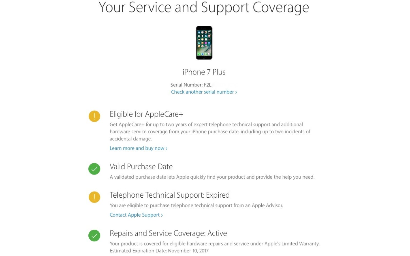 10b4cdd3e Apple extends AppleCare+ purchase window from 60 days to 1 year for iPhone   U