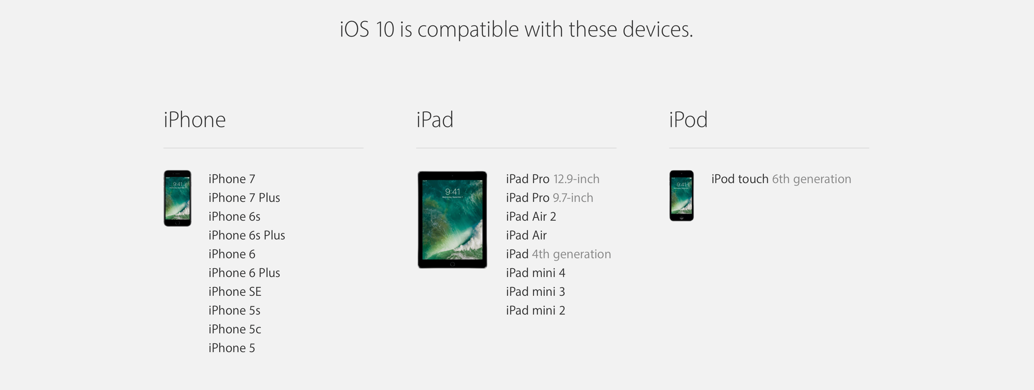 What Does Ios Stand For