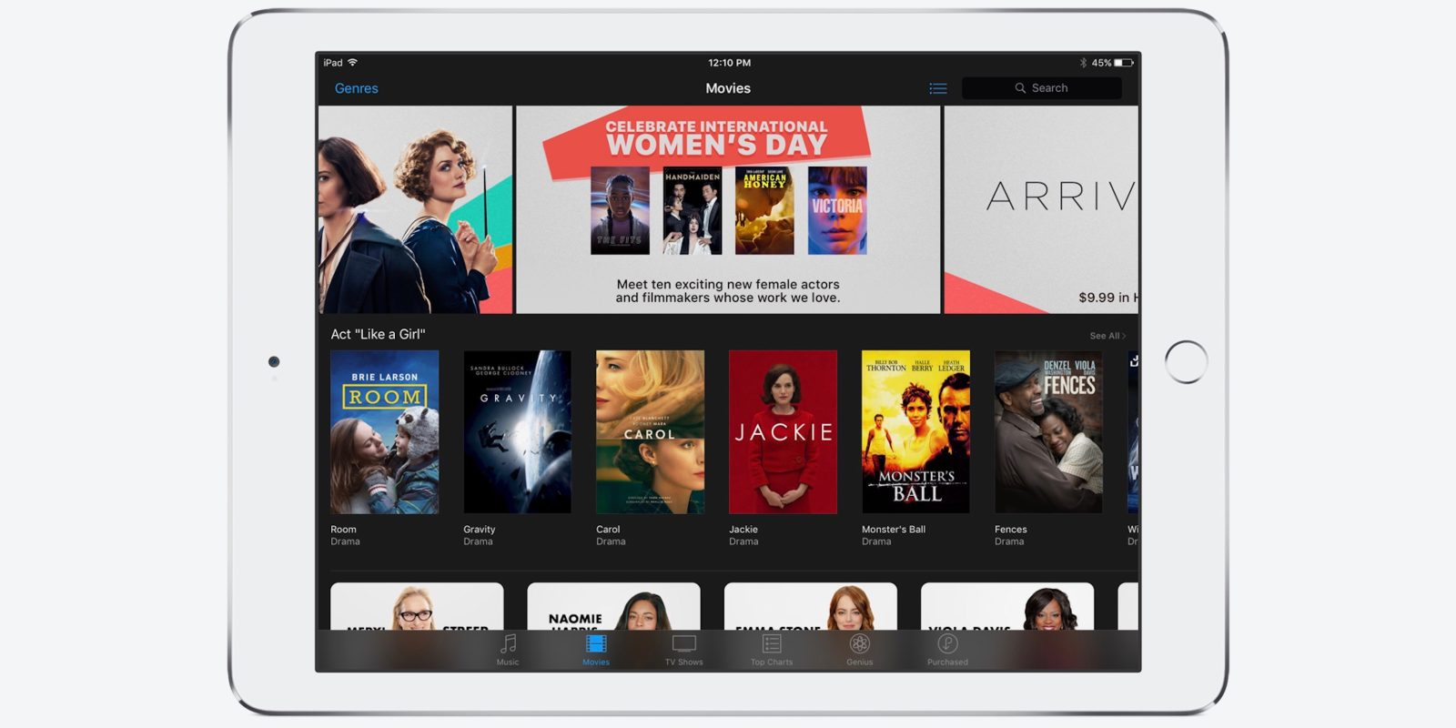 Apple sees iTunes market share slip as competition increases from Amazon & Comcast for films