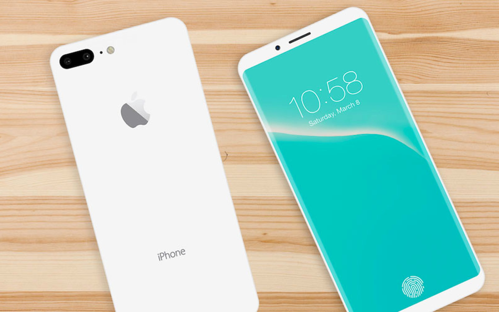 This could be our best look yet at what to expect from the iPhone 8 [Gallery]
