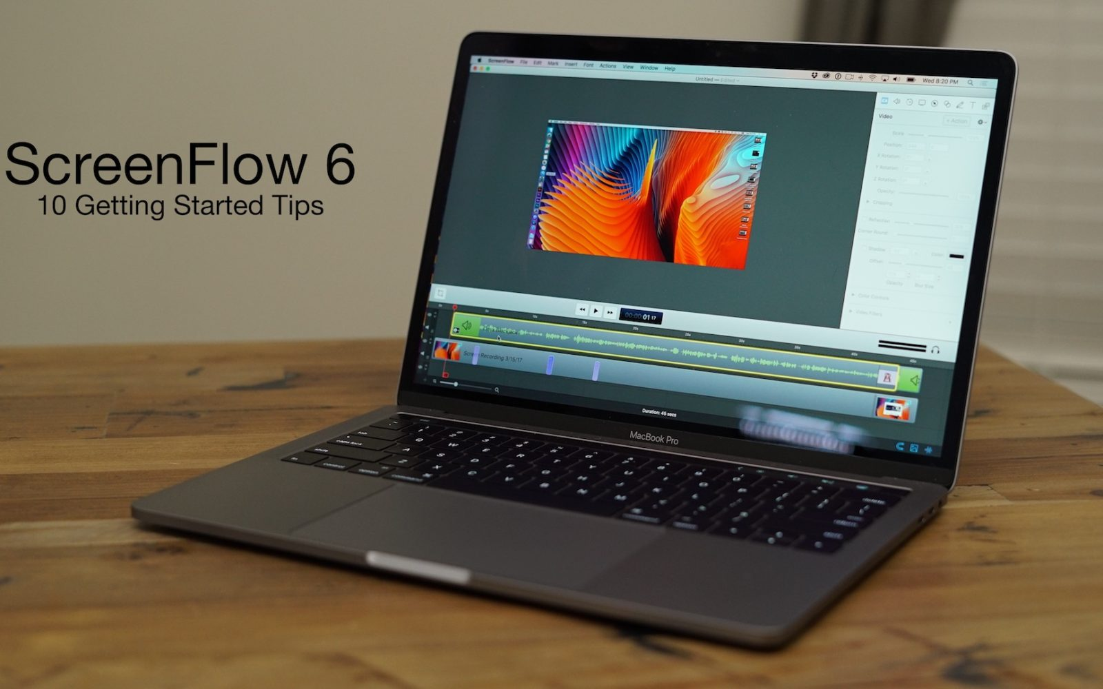ScreenFlow 4 mac