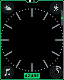 watchOS 3.2 watch face colors 3