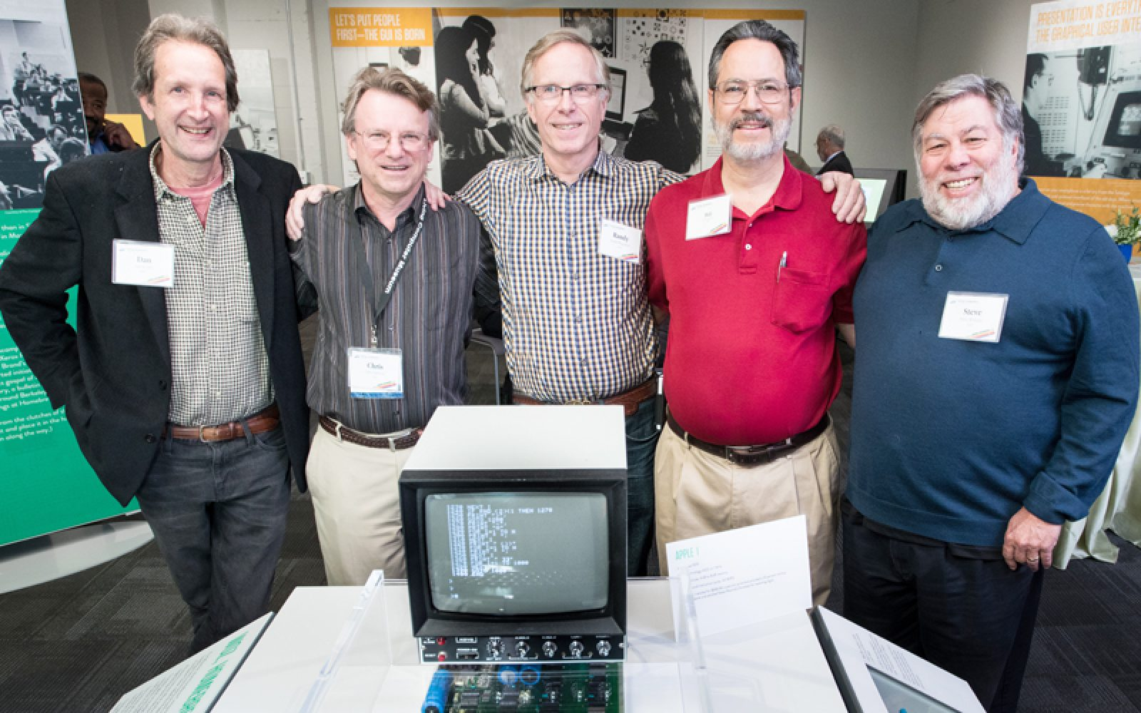 Apple will still be here in 2075, says Woz, as original Apple I garage team get together