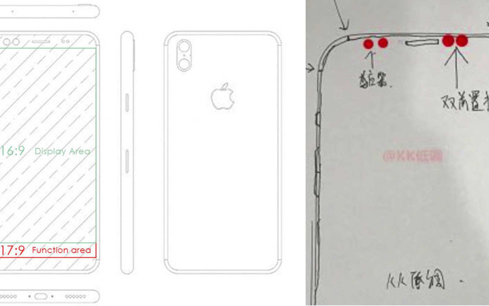 The sketchy story behind this iPhone 8 schematic going around …