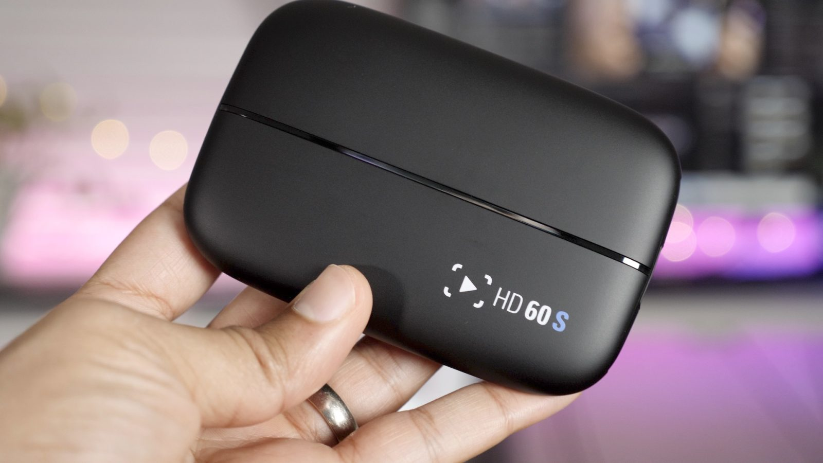 Hands-on: Elgato HD60 S - a solid video capture and live