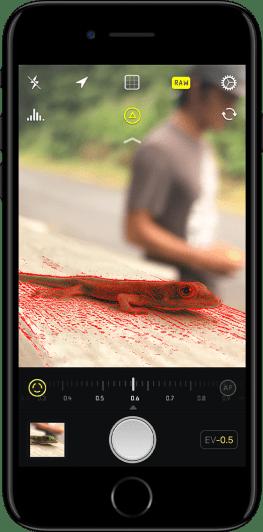 Halide iPhone app 6