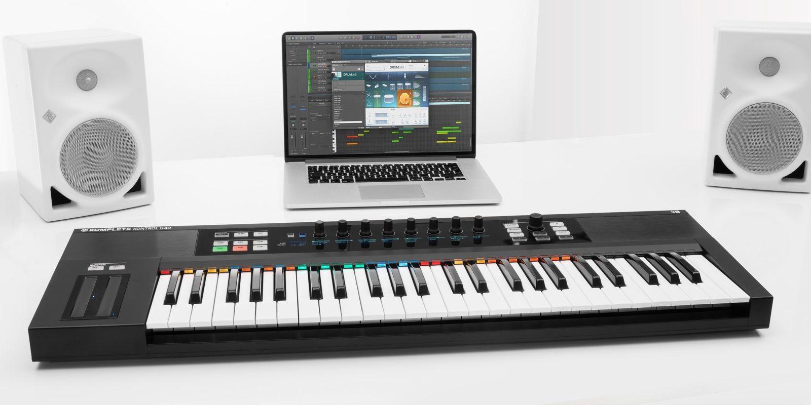 virtual midi piano keyboard record