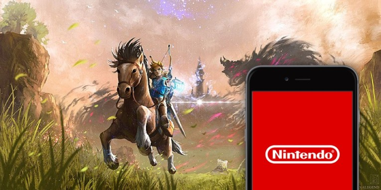 Report  Nintendo developing  The Legend of Zelda  game for iPhone     Report  Nintendo developing  The Legend of Zelda  game for iPhone