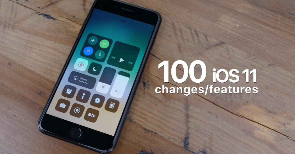 What's new in iOS 11? Hands-on with 100+ features and changes [Video] - 9to5Mac