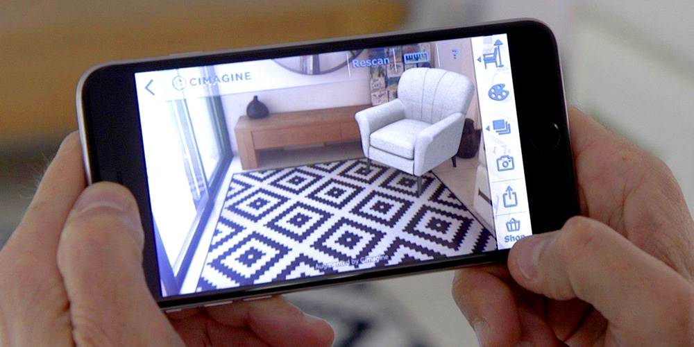 Apple granted ar patent for interior design and animated - Interior design apps for mac ...