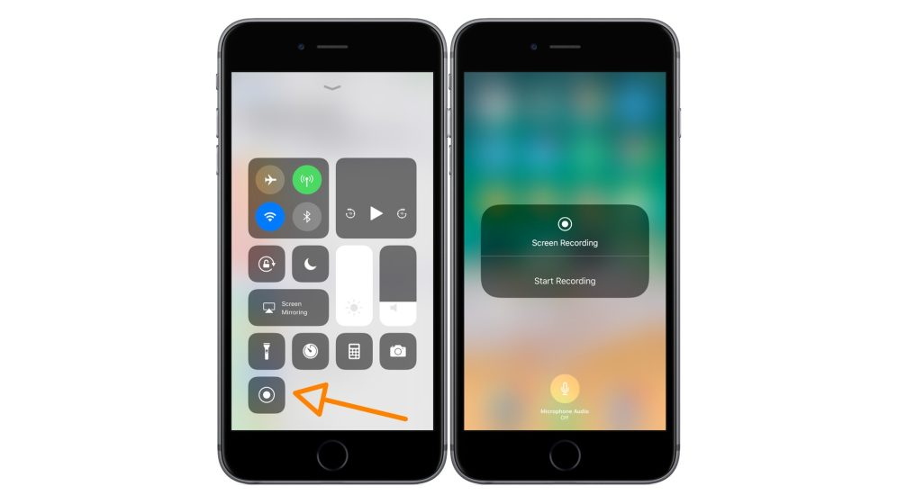Ios 11 How To Enable Screen Recording Without A Computer 9to5mac