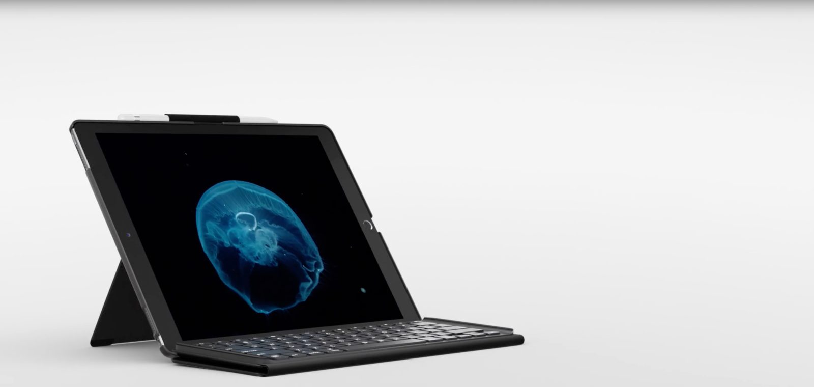fb126abf98a Logitech unveils new Slim Combo case with Smart Connector support for iPad  Pro