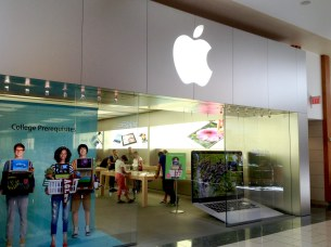 Apple West Towne In 2012.