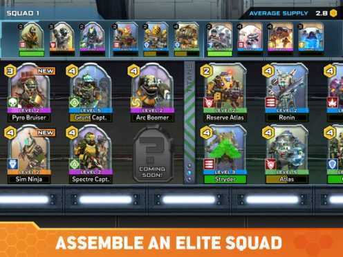 Respawn brings Titanfall to iOS with a new PvP RTS game - 9to5Mac