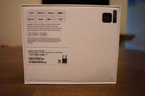 Apple TV 4K setup 1