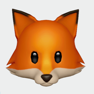 Fox Animoji