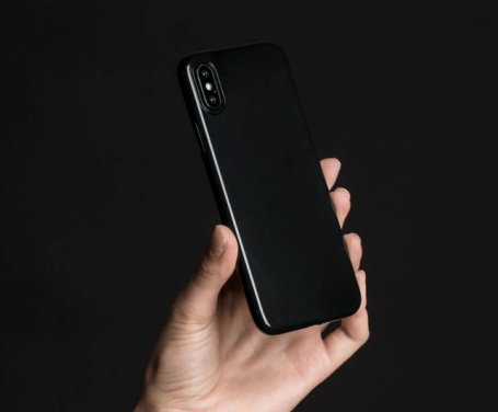 PEEL iPhone X case-2