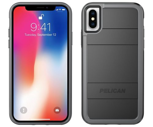 Pelican iPhone X CAse-1