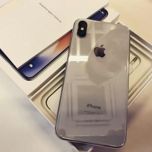 iphone x box
