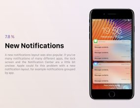 5 iOS 12 wishlist notifications