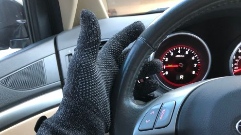Mujjo Double Layer Touchscreen Gloves 5