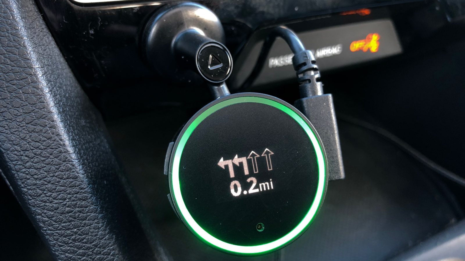 Review Garmin Speak Adds Alexa To The Car With Navigation