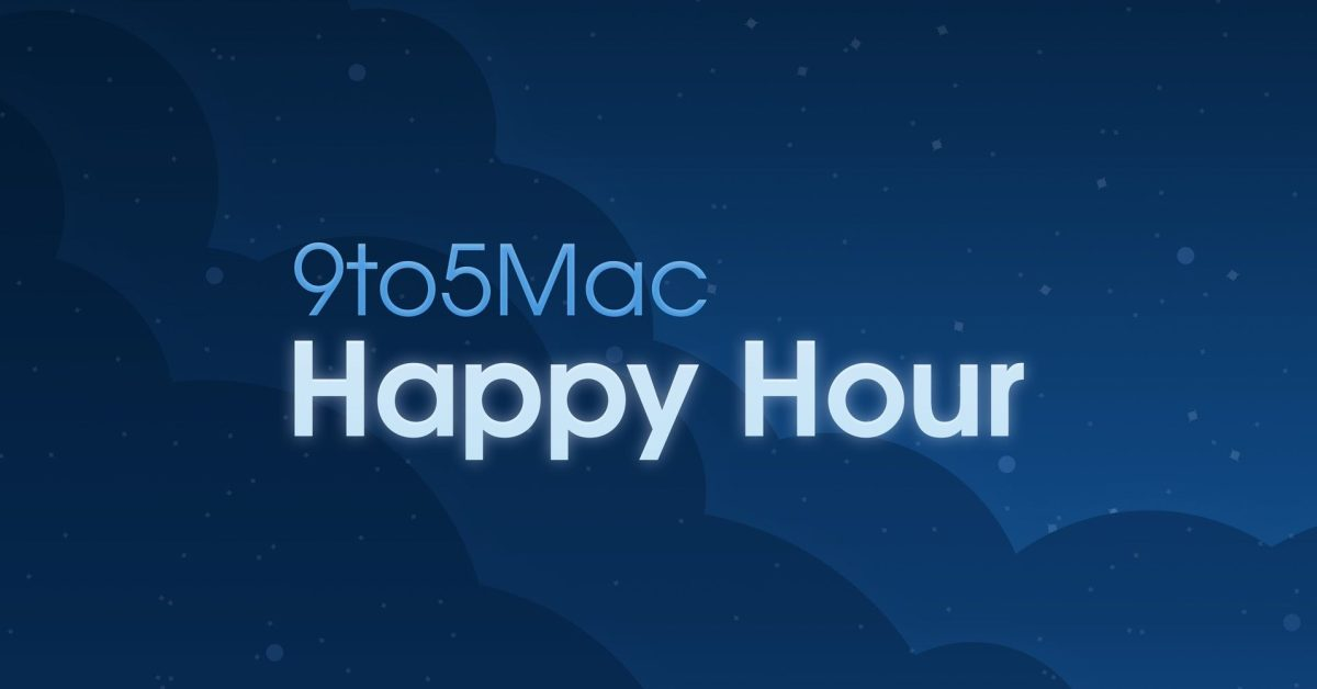 9to5Mac Happy Hour 312: MagSafe and more coming in 2021 MacBook Pro, redesigned iMac and Apple external display rumors - 9to5Mac