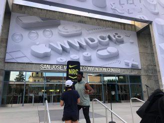 WWDC Run with Nike Run Club 11