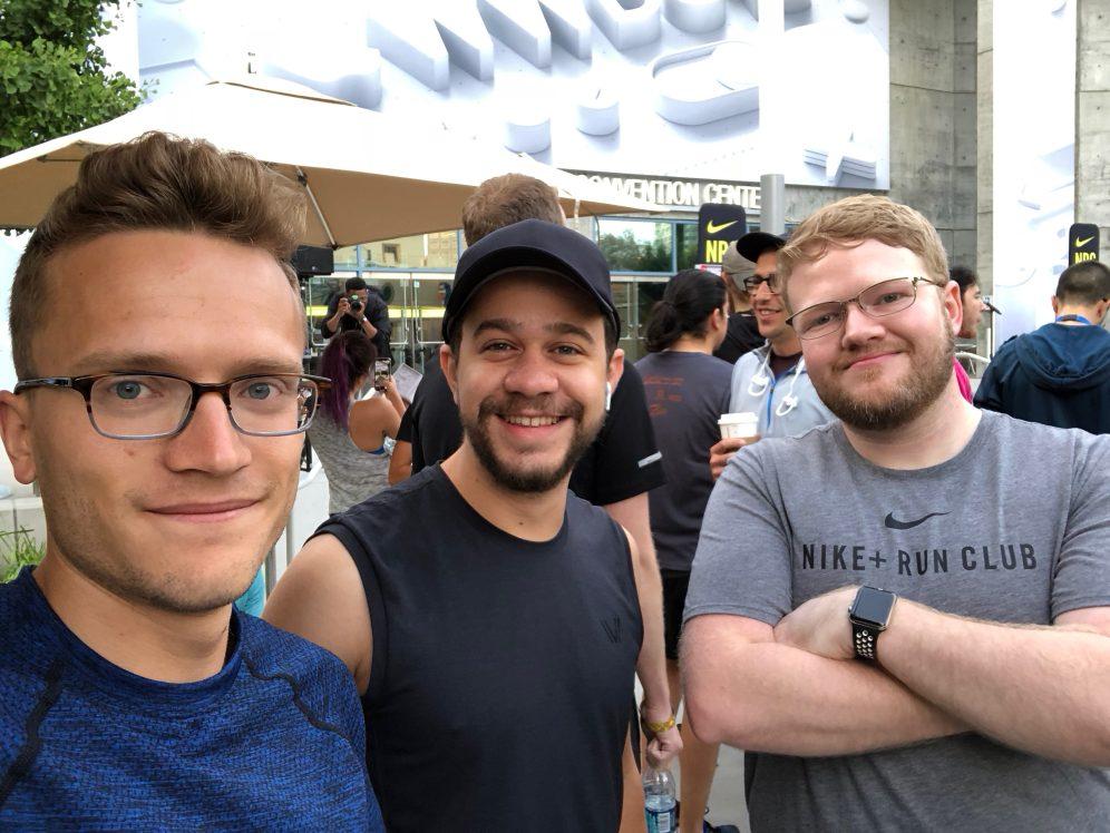 WWDC Run with Nike Run Club 4