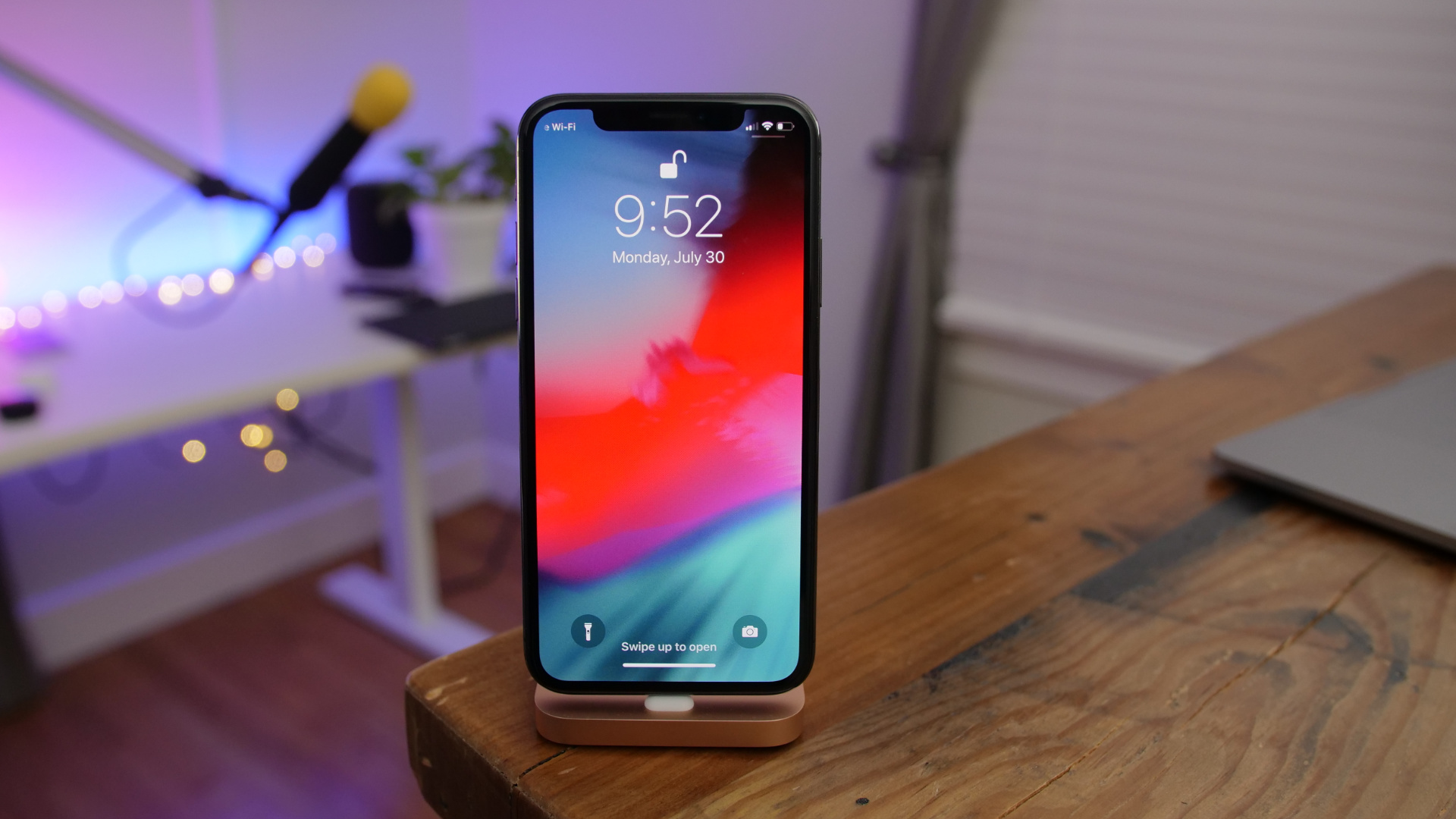 iOS 12 makes apps faster and more responsive while giving you more ways to connect more personalization and more to look forward to