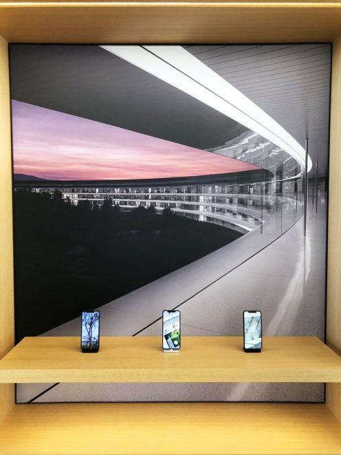 Apple Park Shot On iPhone New