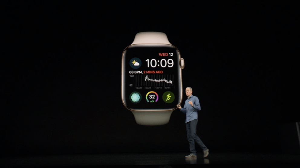 Apple Watch Series 4 10.13.34