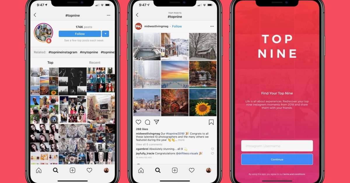 Instagram top 9: How to generate your Instagram year in review - 9to5Mac