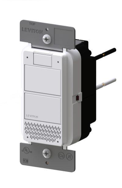 Leviton smart lighting