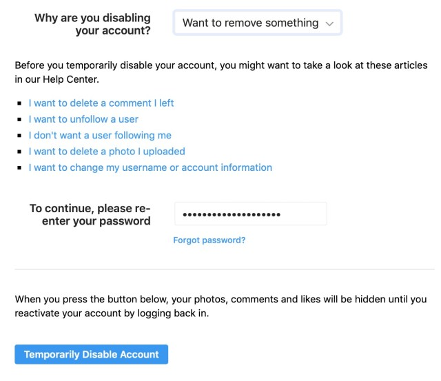 How to delete or temporarily disable your Instagram account - 9to9Mac