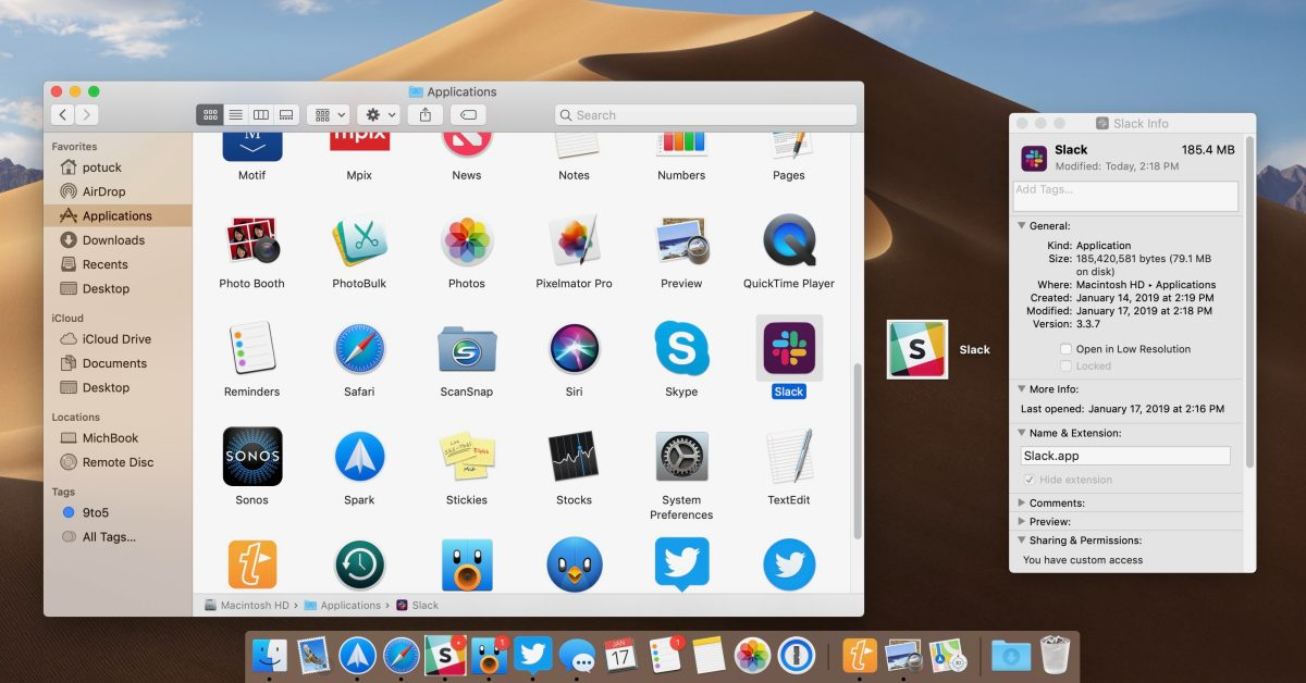 How to change Mac app icons - 9to5Mac