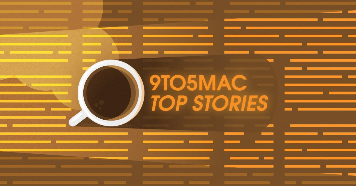 This week's top stories: New MacBook Air rumors, Apple's plans for a VR headset, and more - 9to5Mac