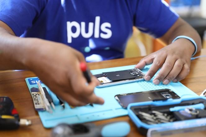 Puls phone repair