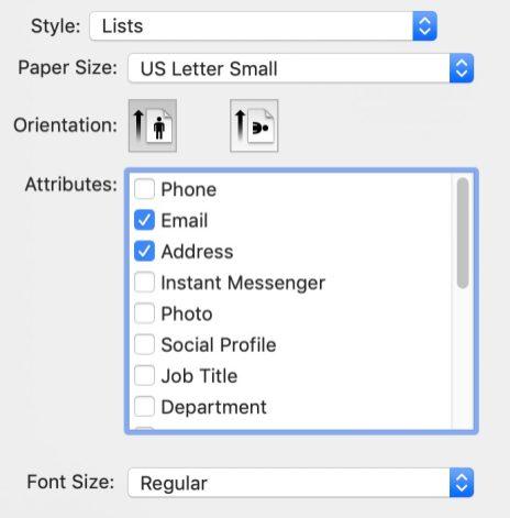 print-contacts-mac-settings-2